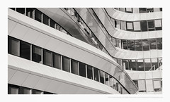 Urban Lines (RudyMareelPhotography) Tags: duobuilding europe flickr flickrclickx groningen kempkensberg thenetherlands architectural architecture urban urbancomposition ngc