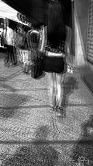 Vibration - Havana/Cuba - street - shadows - cellularphone (Enio Godoy - www.picturecumlux.com.br) Tags: mobileart street cuba walking photomobile streetart cellularphone samsungs6 mobilephone mobilephoto vibration samsunggalaxys6 mobile mobilephotography photoshop bw shadows havana streetphotography