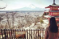 (siew_wei) Tags: tokyo winter travel japan landscape hiking mountfuji