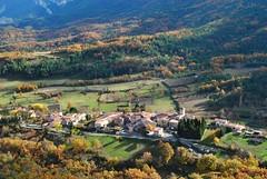 Le village de Ginoles près de Quillan. (Claudia Sc.) Tags: automne village pyrénées aude occitanie midipyrénées ginoles paysage quillan
