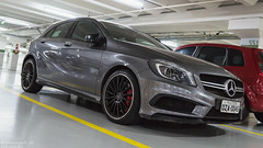 A45 //AMG (_Victorphotography97) Tags: a45 mercedes follow 2016 amg