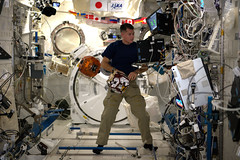 SPHERES Research (Thomas Pesquet) Tags: spheres nasa experiment research satellites future shane kimbrough iss