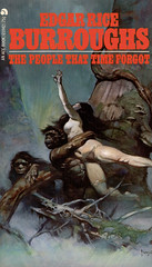 The People That Time Forgot (McClaverty) Tags: illustration paperback sciencefiction pulp edgarriceburroughs frankfrazetta
