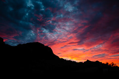 Picacho Sunset (bior) Tags: sunset arizona colors clouds 28mm picacho ef28mmf18usm canoneos5dmarkii 5d2