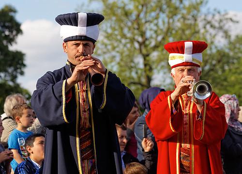 Ottoman marching band