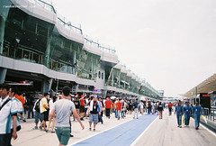 22-Sepang Pitwalk (Cybreed) Tags: film 35mm prime nikon superia international fujifilm circuit sepang supergt pitwalk fe2