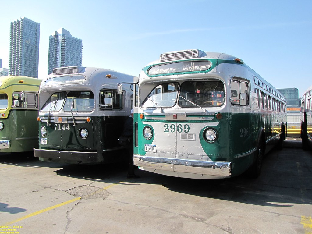 Rochester Ny Restored Old Look Bus: The World's Best Photos Of Gmc And Oldlook