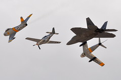 USAF Heritage Flight - P-51D Mustang - NL7715C - Wee Willy II / CL-13B-6 Sabre Mk. 6 - NX1F - HELL-ER BUST X / F-86F Sabre - NX186AM / F-22A Raptor - 04-4071 - Aviation Nation 2012 - Day One - Nellis Air Force Base (LSV) - November 10, 2012 2 965 RT CRP (TVL1970) Tags: airplane geotagged nikon lasvegas aircraft aviation nevada sabre f22 mustang militaryaviation canadair p51 f86 p51d militaryaircraft northamerican nellis nellisafb gp1 northlasvegas sabrejet d90 naa f22raptor northamericanaviation f86sabre aviationnation nellisairforcebase f86f f22a canadairsabre lsv northamericanp51dmustang northamericanf86sabre f22araptor weewillyii northamericanf86 northamericanf86f f86fsabre 4473053 n7715c nikond90 nikkor70300mmvr 70300mmvr klsv northamericanf86fsabre northamericansabre sabremk6 n186am nx186am lockheedmartinf22araptor lockheedmartinf22raptor nikongp1 044071 canadaircl13sabre nl7715c n1f cl13b6 canadaircl13 cl13sabre canadairsabremk6 hellerbustx nx1f aviationnation2012