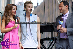 Cody Simpson (ArtistApproach) Tags: new york city nyc newyorkcity ny newyork manhattan july surfersparadise foxandfriends briankilmeade 2013 mariamolina foxfriends codysimpson codyrobertsimpson allamericansummerconcertseries