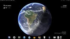 home theater screen (Bruno Abreu) Tags: desktop mac media mini center geektool
