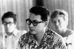 Senator Edward DLG Pangelinan
