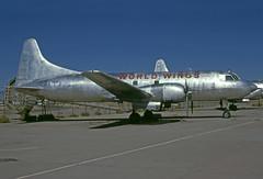 ex C-GCWF (World Wings N96CF) (Steelhead 2010) Tags: tus convair cv440 creg worldwings n96cf cgcwf