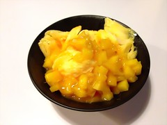 Mango Ice (Lester Ong) Tags: road street people food cold cars ice fruits night mall shopping landscape dessert lights restaurant coast cozy cafe cool healthy singapore cross traffic sweet walk chinese taiwan tasty places landmark scene east delicious mango supper icy sour refreshing cheap thirsty cooling reasonable refresh quench katong quenching i12 8degreestaiwanesebistro