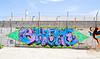 Batle (TheHarshTruthOfTheCameraEye) Tags: graffiti la losangeles los angeles 663 batle 663k losangelesgraffiti