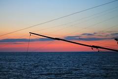 Trabucco (JohnC.2012) Tags: sunset sea summer sun holiday color canon eos rebel fishing tramonto mare estate 1855mm t3 sole mira colori pesca vieste vacanze gargano peschici trabucco 1100d