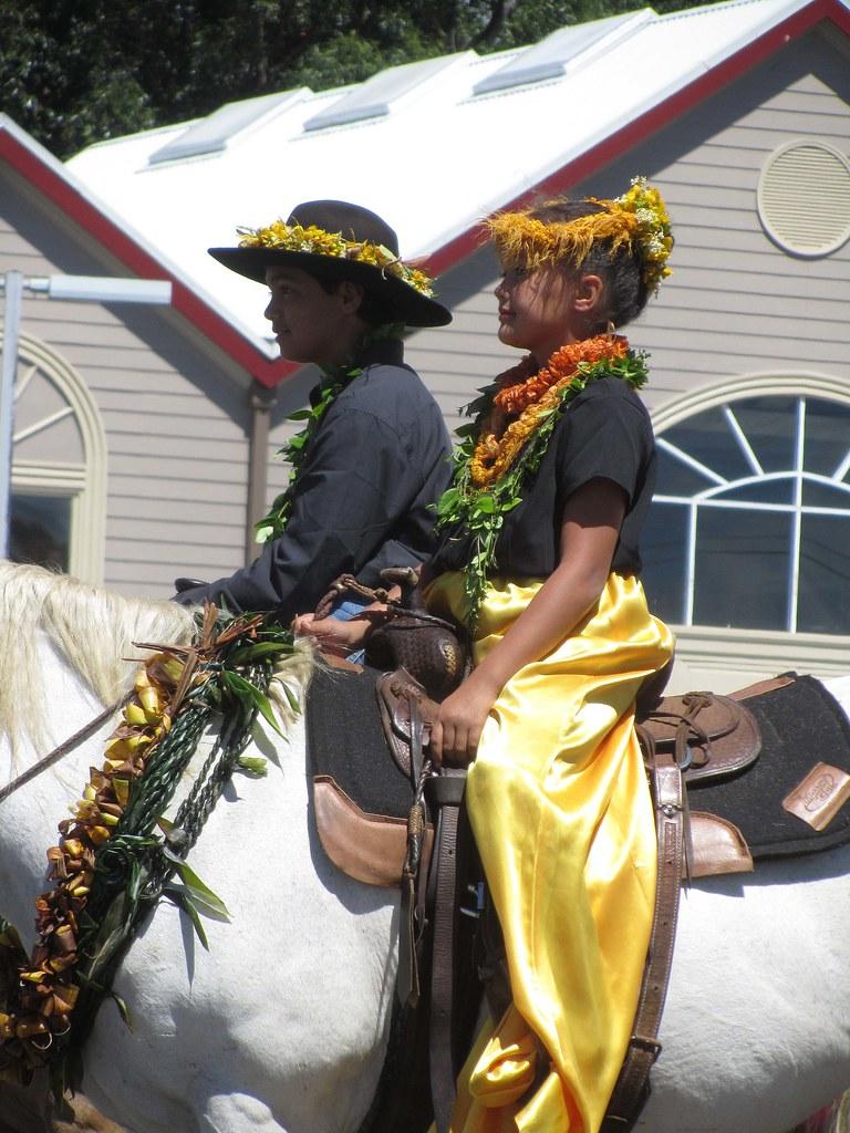 6dc3b0fa little princess with her escort (BarryFackler) Tags: boy horse girl beauty  animal children