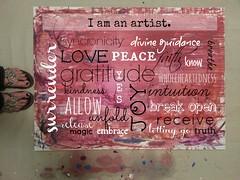 {i am an artist} 5/365 (SamV678) Tags: art true painting artist bloom intuitivepainting bloomtrue