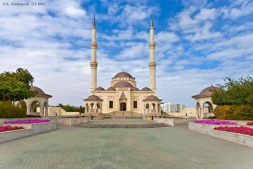 جامع السلطان سعيد بن تيمور - ولاية بوشر