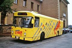 A120 168 CYBER TEC (brossel 8260) Tags: bus belgique liege vanhool stil a120 vision:text=071