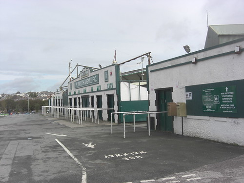 Plymouth Argyle FC and Olympic Post Boxes (context)
