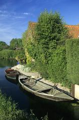 St-Omer, marais audomarois, bacves (Ytierny) Tags: france vertical canal berge marais barque pasdecalais stomer embarcation audomarois bacve ytierny