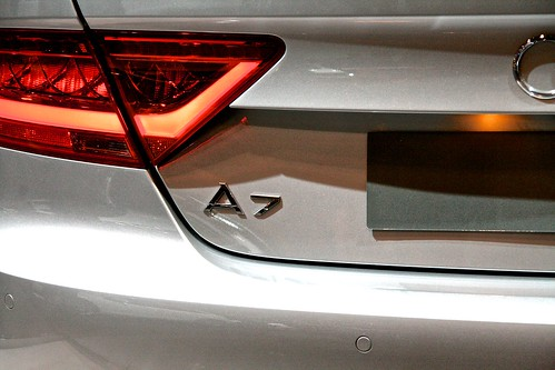 car silver audi a7 taillights vision:text=0523 vision:car=0503 vision:outdoor=0608