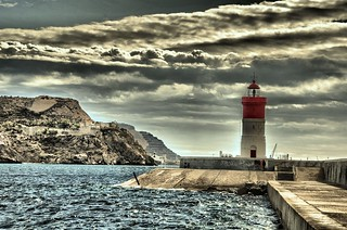 El Faro de Navidad (HDR) Der Leuchtturm Weihnachten