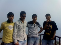 "namaraj,vinay,myself and Bishal • <a style=""font-size:0.8em;"" href=""http://www.flickr.com/photos/103532853@N04/10883471636/"" target=""_blank"">View on Flickr</a>"
