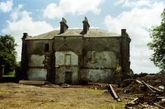 Back of Quarrymount House, Milltown (BEO- A Window into the Past) Tags: school ireland irish heritage galway education eire irishhistory beo milltown deri nuig irishheritage éire tuam nuigalway gaillimh contaenagaillimhe galwaycountycouncil beoproject heritagecouncil galwayeducationcentre