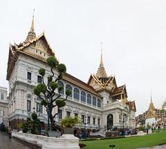 El Gran Palacio, Bangkok - Tailandia (Guillem Calatrava) Tags: thailand tailandia thai wat palacio