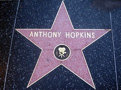 """Anthony Hopkins Star • <a style=""""font-size:0.8em;"""" href=""""http://www.flickr.com/photos/109120354@N07/11047703244/"""" target=""""_blank"""">View on Flickr</a>"""