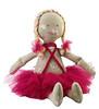 Lalka Agatka z flanelki Motherhood - MILLKA - DaWanda.pl - 55zł (DaWanda Polska) Tags: kids toys dzieci zabawki miś zabawka przytulanka dawanda millka