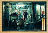 Window-framed - [At The Salon Series] ('Barnaby') Tags: china haircut colour window garden hair cut olympus highlights barber frame hairdresser salon dye barnaby wenzhou hairdressers omd zhejiang em1 cangnan lingxi barnabyrobson wwwbarnabyrobsonorg