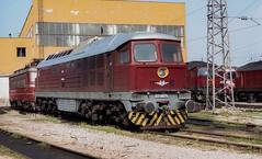 BDZ 07.007 Plovdiv (mulrine27) Tags: bulgaria 07 plovdiv bdz бдж