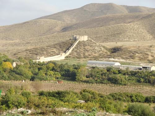 Great Wall of Karabakh