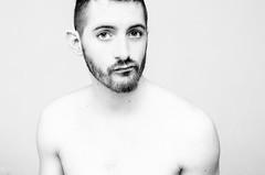 (Damien Cox) Tags: uk portrait blackandwhite bw selfportrait man male me self ego myself beard mono nikon masculine moi grayscale autorretrato scruff stubble i damiencox dcoxphotographycom