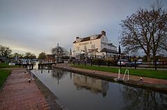 Trent Lock Long Eaton Derbyshire (Langley Mill Derbyshire) Tags: water canal pub lock derbyshire trent steamboat waterway sawley eastmidlands erewash trentlock erewashcanal erewashvalley eos600d