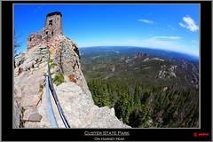 Custer State Park (pharoahsax) Tags: world park usa get southwest colors rock southdakota canon state south peak sd sp dakota 2012 custer felsen harney südwesten canon5dmk3 5dmk3 pmbvw worldgetcolors