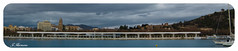 Muelle uno (Julobot) Tags: espaa docks canon puerto eos muelle mar spain centro andalucia andalusia malaga samyang