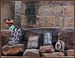 Aihole : Temples anywhere you look !!! (indianature13) Tags: india unescoworldheritagesite karnataka chalukya aihole ruralindia 2013 indianature aivali chalukyadynasty aivalli chalukyatemples aiholetemples chalukyamonuments ancientlivingtemplevillage aiholeatempleateveryturn