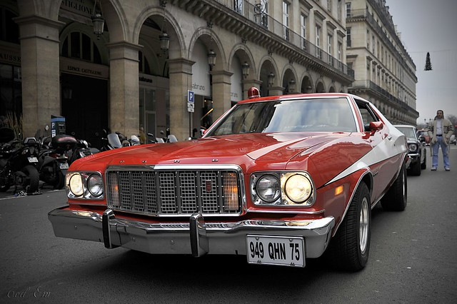 Ford Gran Torino STARSKY ET HUTCH