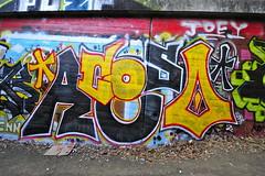 ACESO (STILSAYN) Tags: california graffiti oakland bay east area 2014 aceso
