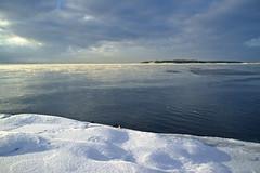 Helsinki (stella1302) Tags: winter sea snow ice helsinki