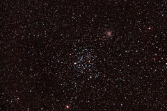 Messier 35 (Steve is the Coolest) Tags: space m35 Astrometrydotnet:status=solved Astrometrydotnet:id=nova218588