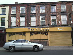 """The Village Bar, Anfield, Liverpool • <a style=""""font-size:0.8em;"""" href=""""http://www.flickr.com/photos/9840291@N03/12210934225/"""" target=""""_blank"""">View on Flickr</a>"""