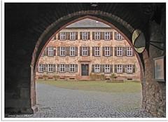 Büdingen - Schlosshof