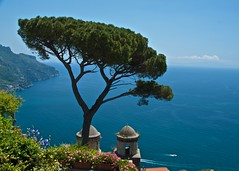 DSC_9305 (DaveMac photography) Tags: italy coast terrace may scala villas atrani villarufolo revello amalifi town2014