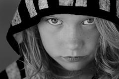 Anna B&W (Darryl Renyk Photography) Tags: portrait bw kids magazine children photography kid nikon child artistic creative commercial blonde d7000