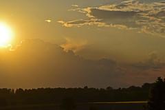 _DSC1336 wenn die sonne schlafen geht - when the sun goes to bed (baerli08ww) Tags: light sunset sun colors clouds germany landscape deutschland licht nikon sonnenuntergang natur wolken landschaft sonne farben rheinlandpfalz westerwald rhinelandpalatinate nikkor55300 westerforest