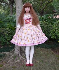 Sweet Teddy Fairy Tail Lolita JSK (lindasunx) Tags: dress lolita jsk lolitadress lolitsdresses